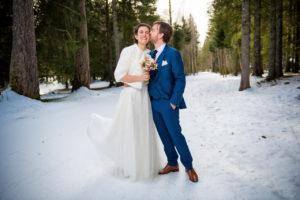 Photographe mariage à Chamonix Mont Blanc